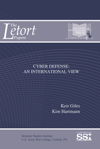 Cyber Defense International View